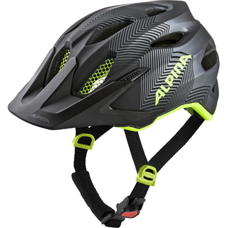 Alpina Kinder Fahrradhelm  Carapax Junior
