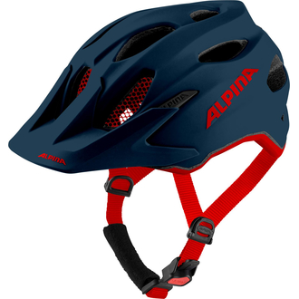 Alpina Kinder Fahrradhelm  Carapax Junior 51-56 cm