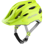 Alpina Kinder Fahrradhelm  Carapax Junior Flash 51-56 cm