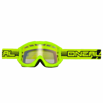 O`Neal B1 RL Goggle one size yellow clear
