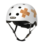 Melon Fahrradhelm Urban Active Story Plastered White