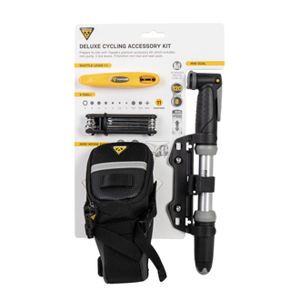 Topeak Werkzeug-Set Deluxe Cycling Accessory Kit
