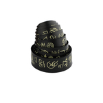 Cinelli Lenkerband Hobo Alphabet Volée Ribbon black