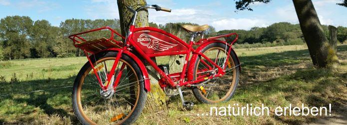 Radtouren rund um Boltenhagen